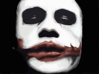 Joker by YamiMatsuo