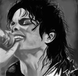 Michael Jackson by YamiMatsuo