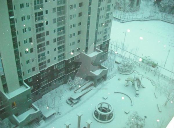 Snowy Complex by Tigedelic-Emma