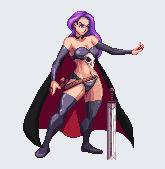 Valeria The Pagan Priestess