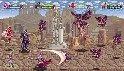 Mockup Valeria The Pagan Priestess
