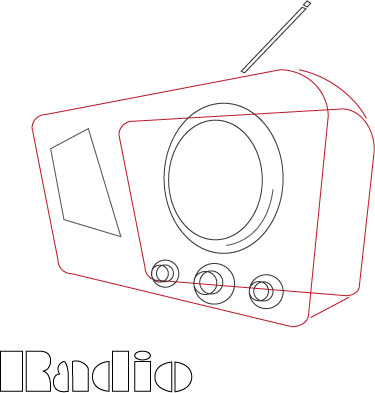 Radio by Spazingkitten