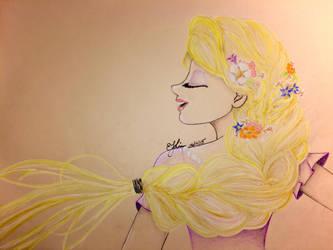 Rapunzel-Kingdom Dance by EveSinclair