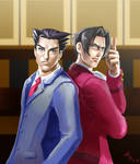 Courtroom Rivals