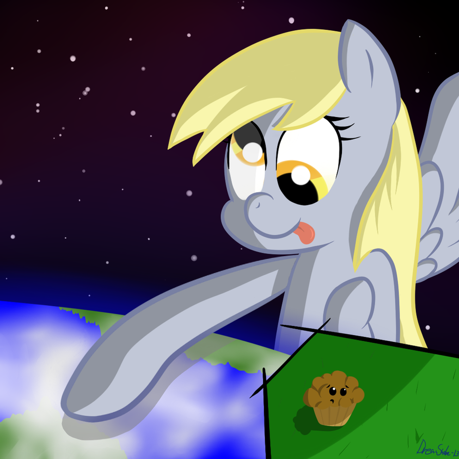 Derpy's Wrath by DreamSnake