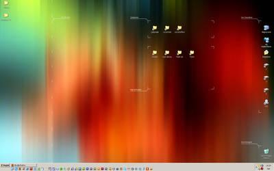 My Desktop by HalitYesil