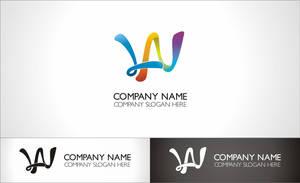 LN Logo Design by HalitYesil