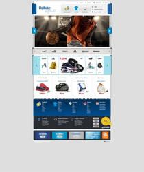 Dalkilicspor.com v3 Main Page by HalitYesil