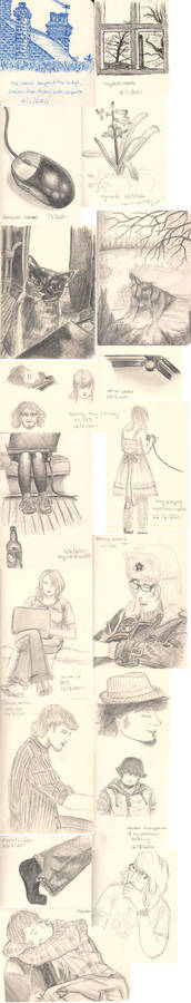 First 2011 Sketchdump