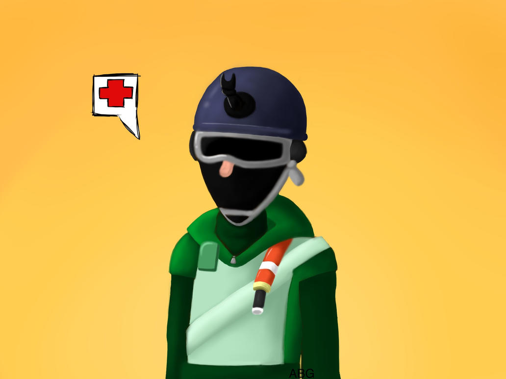 Love for the Russian Medic by ABattlefieldsGhost