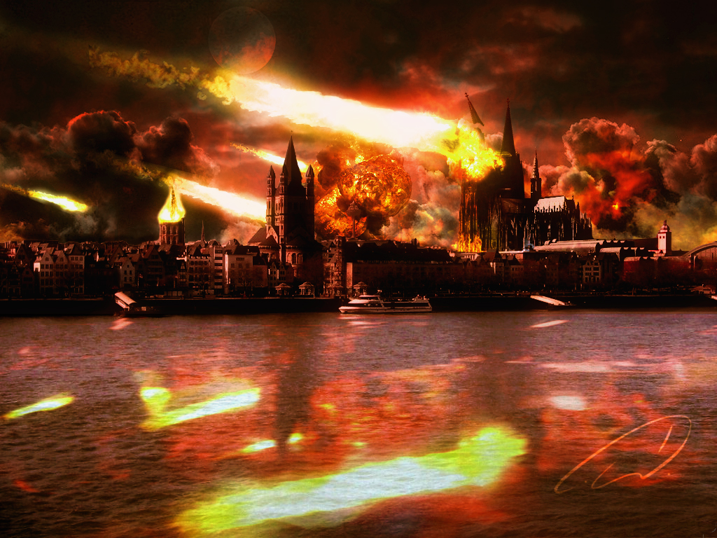 Doomsday at the Dom by CaWoDa