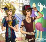 Cloud and Sora