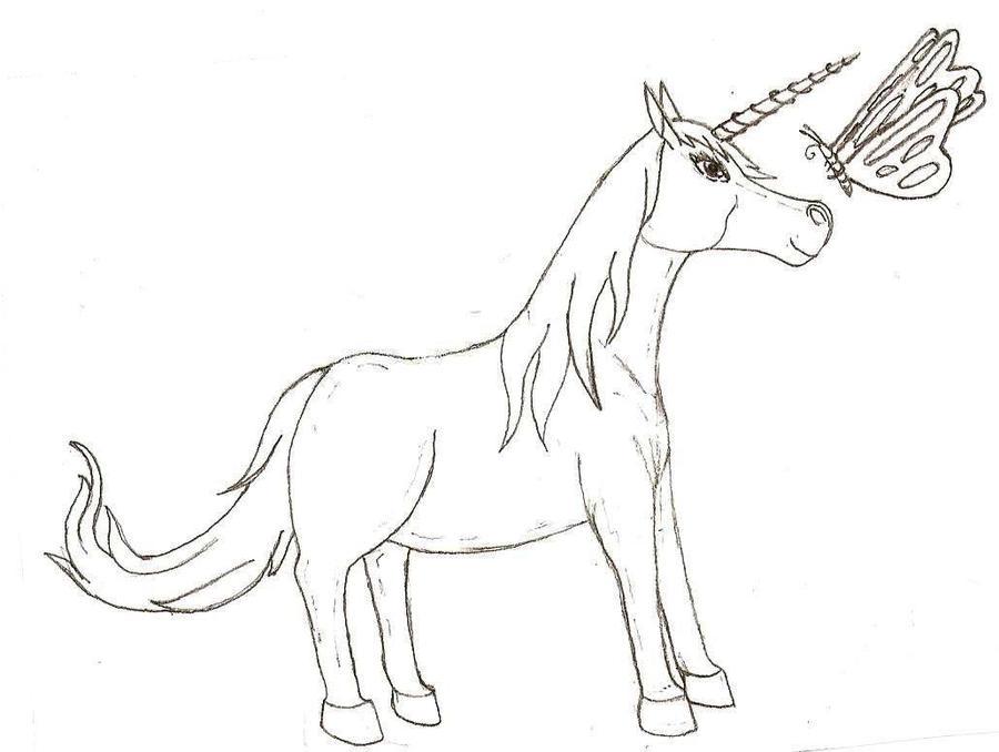comment dessiner une licorne youtube