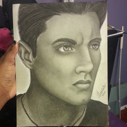 Dean Winchester by Black-Marimba