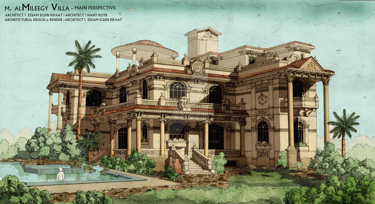 villa M by essamdesigns