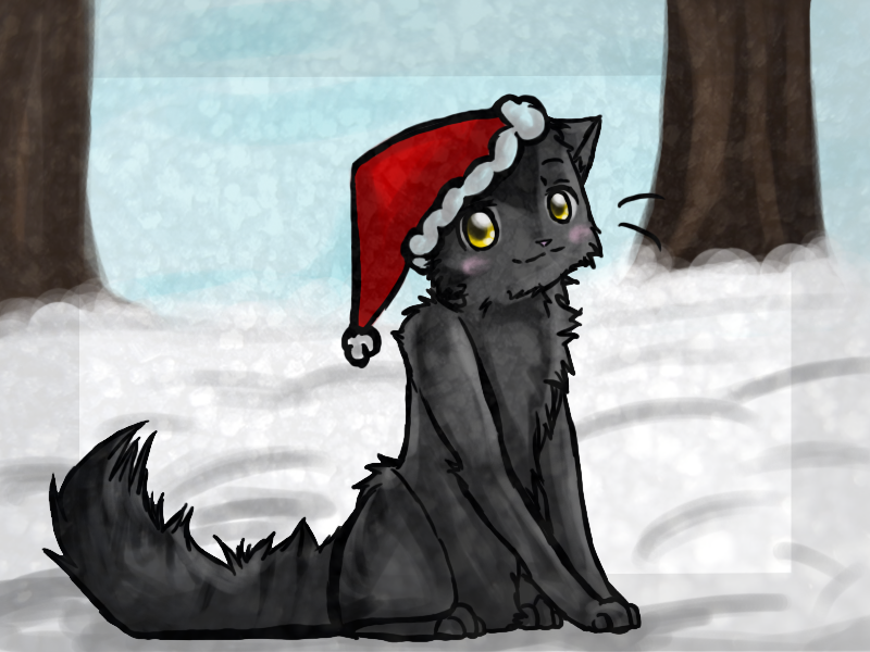 .:Very Merry Gray:. by AlliRyo
