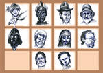 Some Well-known Faces