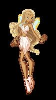 RCU: Angel Pixie Magic! by IridescentTides