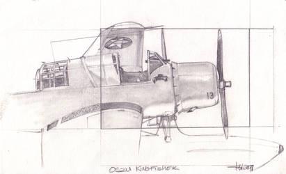 Kingfisher by Gilgemesh