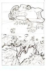 Comic page by Gilgemesh