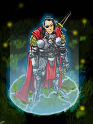 Sober Knight by Gilgemesh
