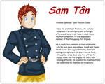 Sam Tan: Anime 01