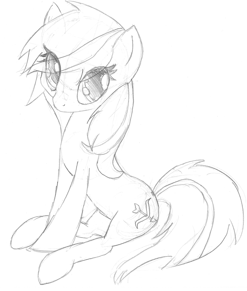 Silverspeed 3 minute sketch by Neddlez
