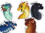 Dragonets of destiny Traditional