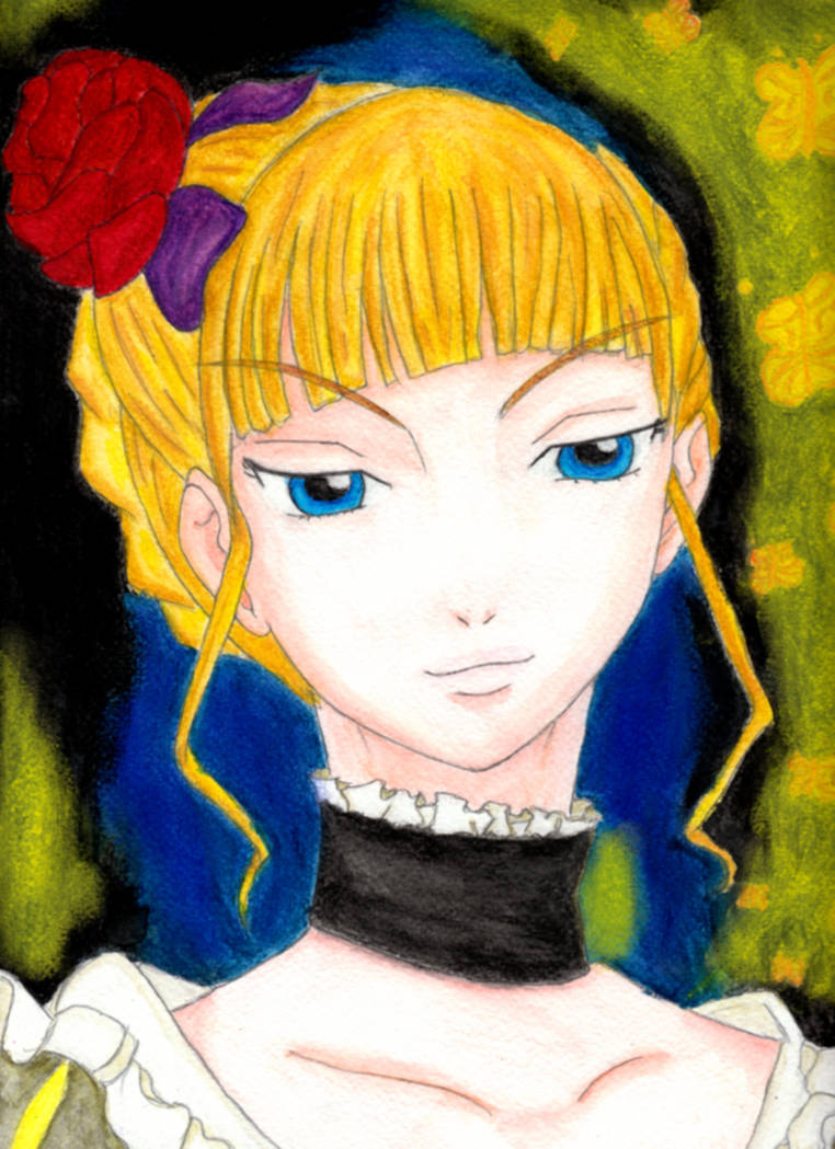 Golden Witch Beatrice