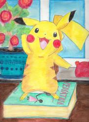 Distracting Pikachu