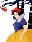 Snow White Fan art