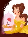 Belle Fan Art