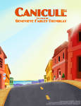 Canicule Poster by GenevieveFT