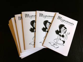 Mignonnes sketchbook!