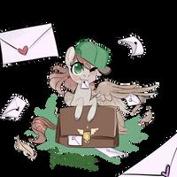 You've got mail! by Zakkurro