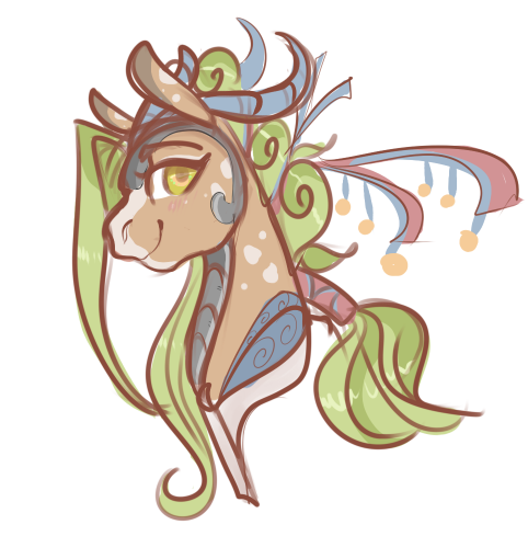 Pony Dragon Adopt Ish by Zakkurro