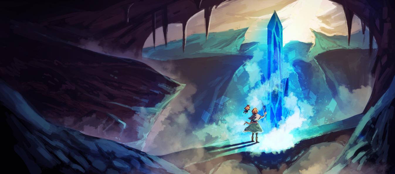 Crystal by zArisu