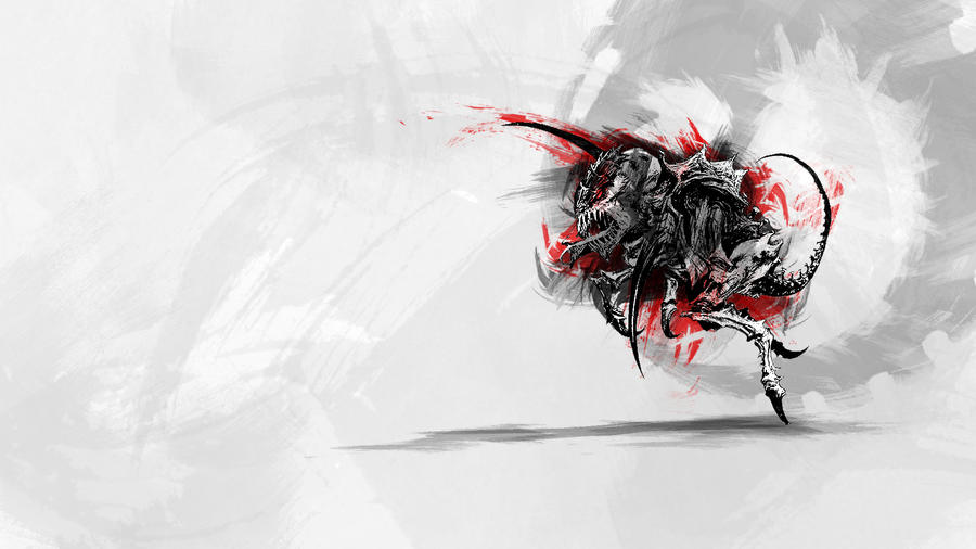 Warhammer K HD Wallpapers and Backgrounds 1920×1200 Tyranid Wallpapers (41  Wallpapers)  