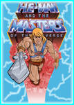 He-Man And The Master Of The Universe.