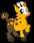 My little Girafarig