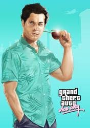 GTA Vice City Poster2