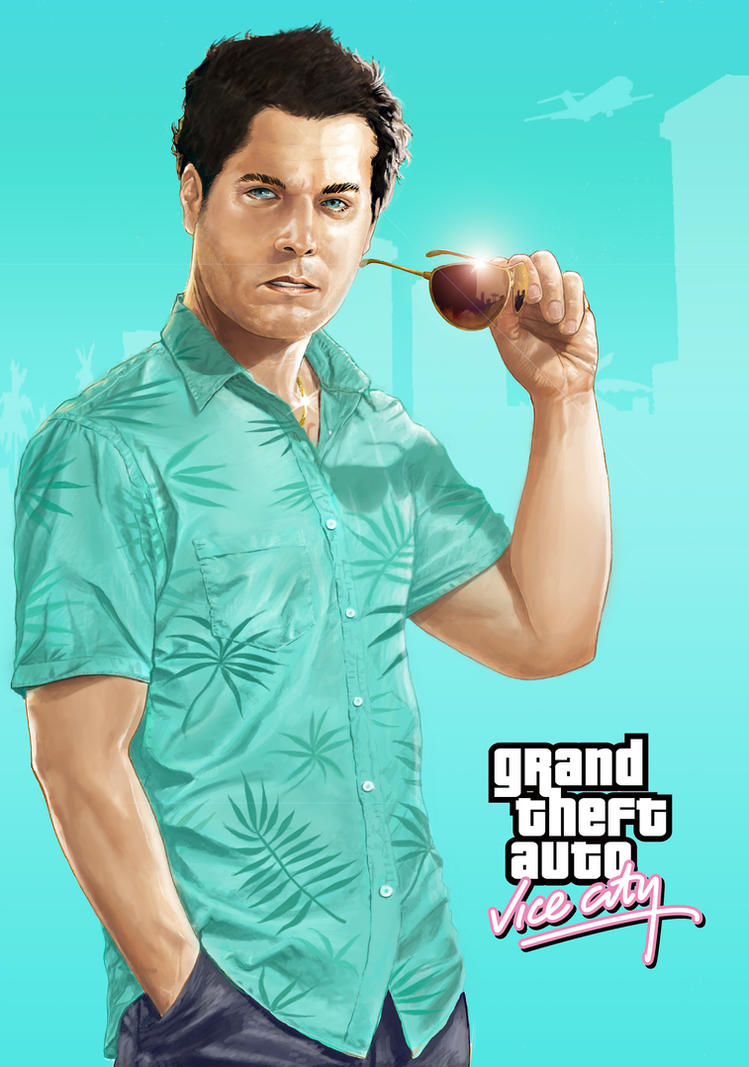 how tall is tommy vercetti