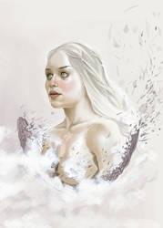 Mother of Dragons by BrandonArseneault