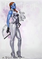 Femme Fatale - Mystique by BrandonArseneault