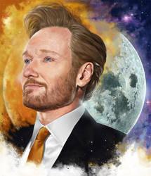 Conan O'Brien by BrandonArseneault