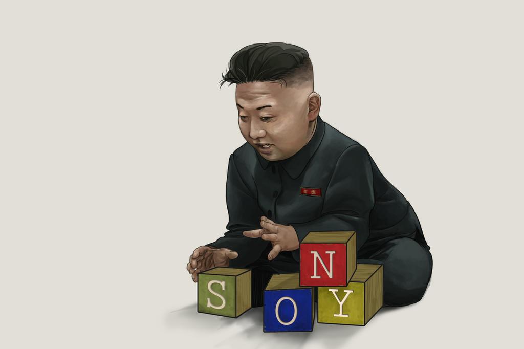 Kim Jong Un by BrandonArseneault