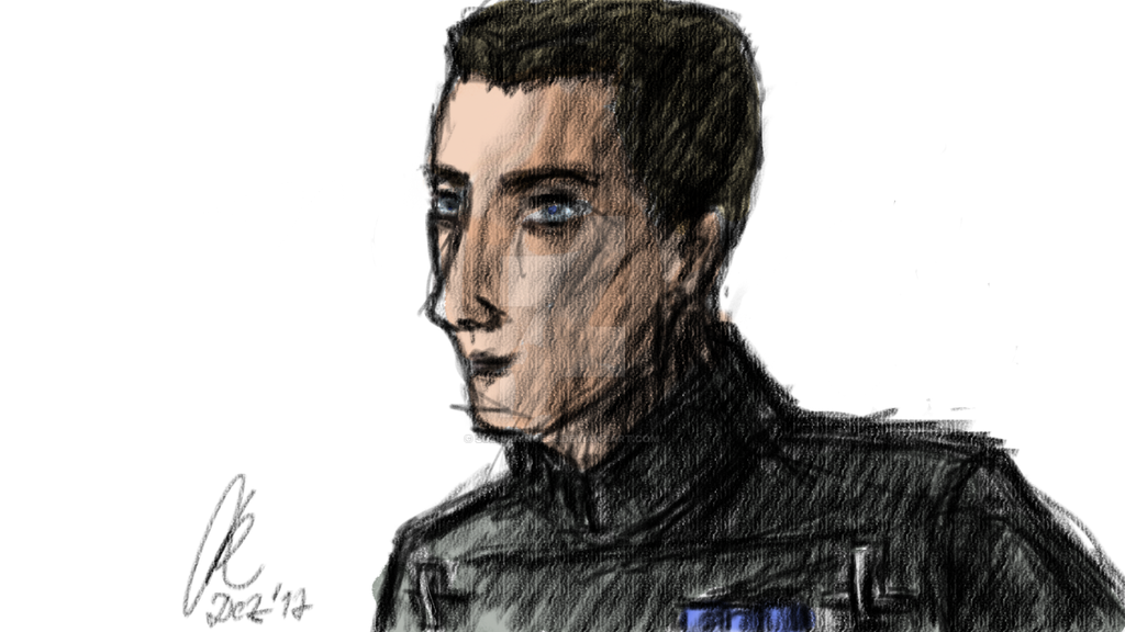 Imperial Officer by Sushiprincess