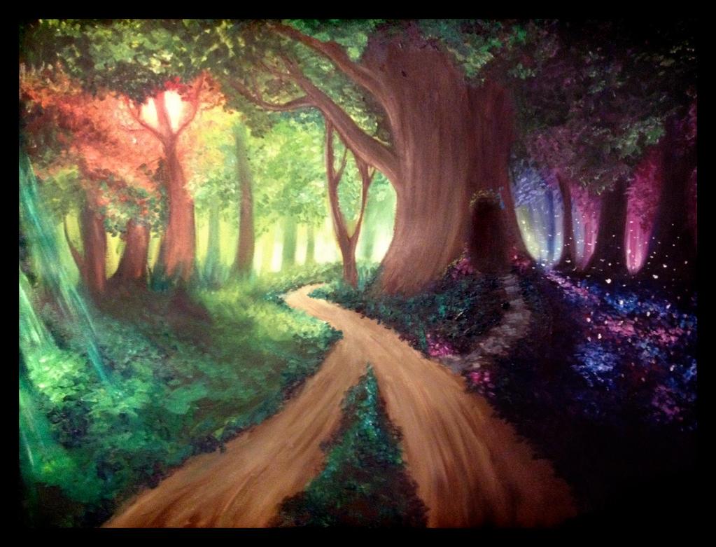 magical fantasy landscapes landscape - photo #6