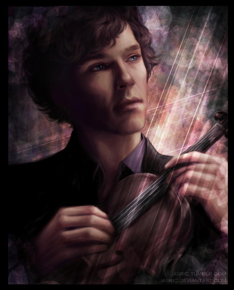 Sherlock by jasric