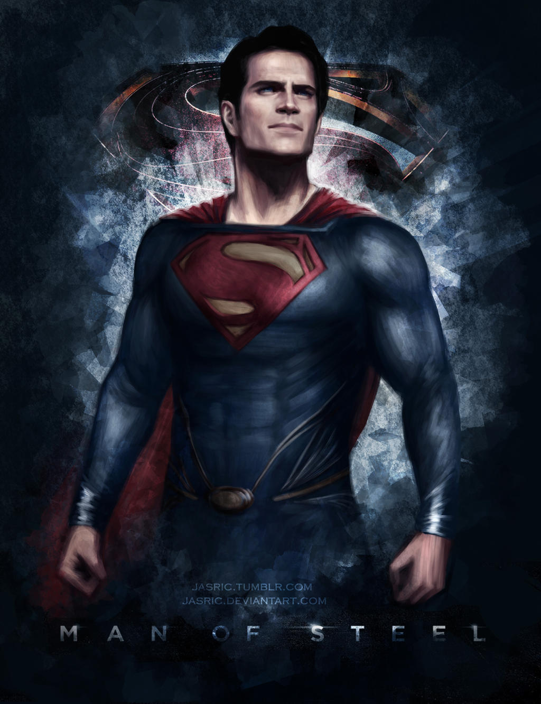 Man of Steel by jasric on DeviantArt